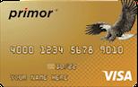 primor® Secured Visa® Gold Card